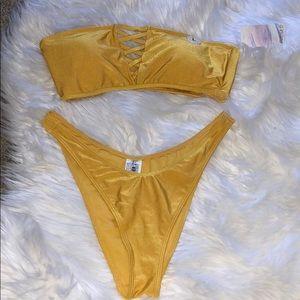 Golden Bikini